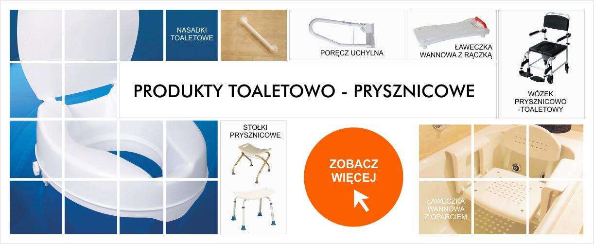 Produkty toaletowo-prysznicowe