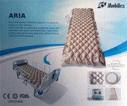 Rehabilitacyjne materace przeciwodleżynowe