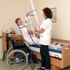 Podnośniki dla osób niepełnosprawnych ruchowo