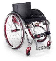 Aktywne wózki inwalidzkie do rehabilitacji