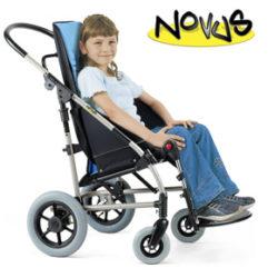 Spacerowe wózki inwalidzkie dla dzieci