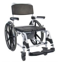 Wózki toaletowo-prysznicowe
