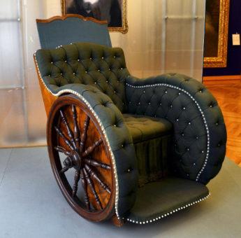 ekskluzywny wózki inwalidzki